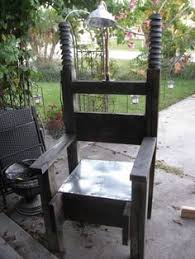 electric chair plans halloween. +originally+posted+by+jpbaily1 thanks+for+the+kudos! electric chair plans halloween l