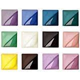 Amazon Com Amaco Velvet Underglaze Set 4 Set Of 12 Colors