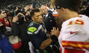 Battle In Russell Patrick Wilson Seahawks-chiefs Outduels Mahomes edefadbdf|Jordan Richards Fantasy Football News