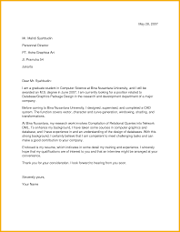 Gallery Of Job Application Letter Sample Business Letter Examples