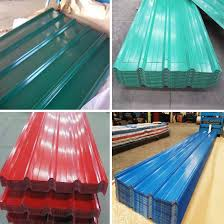 galvanized corrugated roof sheet