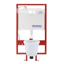 TOTO Maris DUOFIT 2-Piece 1.6; 0.9 GPF Dual Flush Elongated Wall Mounted  Toilet