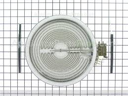 whirlpool large surface element for kitchenaid kesa907pss00 element will not heat ap6030922 from appliancepartspros com