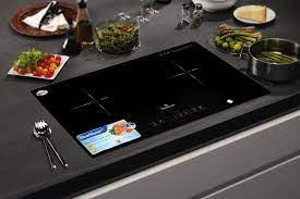 Bếp điện từ đôi lắp âm Bluestone ICB-6818 - META.vn