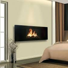electric wall mounted fireplace decoration top with small design 7