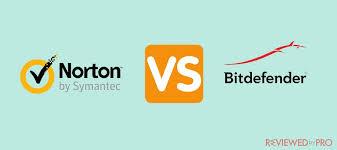 Bitdefender Vs Norton 2019 Update
