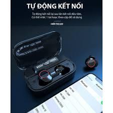 Tai nghe không dây Bluetooth kiêm Pin sạc dự phòng 2000mAh G05 TWS - Kết  nối nhanh - Mic đàm thoại siêu nhạy giá cạnh tranh
