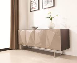 white contemporary sideboards and buffets — new decoration