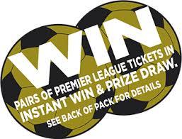 Prize Draw Tickets Tarmac Win Premier League Tickets