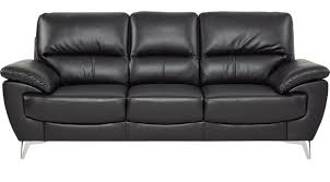 KNISLINGE sofa, Idhult black Width: 80 3/4