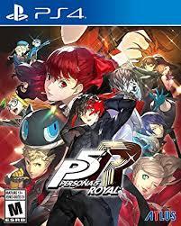 Persona 5 Royal: Standard Edition - PlayStation 4 ... - Amazon.com