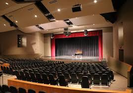 Manchester Music Hall Seating Chart Hanson Auditorium