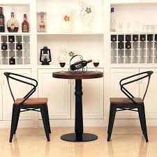 small cafe tables the new iron coffee bar cafe tables and chairs combination of retro old