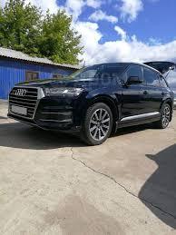 Audi <b>Q7</b> 2016 в Ангарске, Комплектация Бизнес <b>доводчики</b> ...