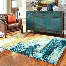 yellow and red rug teal and red rug abstract blue red area rug teal blue yellow