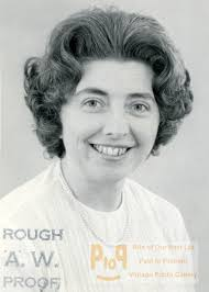 United Kingdom Politics Mary Holt Preston South MP Conservative Old Photo  1970