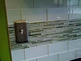 Installing Glass Mosaic Tile Backsplash Unique Design Ideas