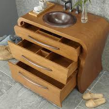 bamboo bathroom vanity. Solid Bamboo Bathroom Vanity Monaco Vns X Native Trails