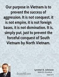 Quotes About Vietnam War Awesome Lyndon B Johnson Success Quotes QuoteHD