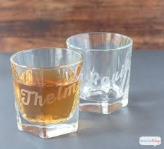 Personalized cocktail glasses Birthday Toast Your Bff With Set Of Personalized Whiskey Glasses Engraved With The Names Of Your Atta Girl Says Famous Duos Personalized Whiskey Glasses Atta Girl Says