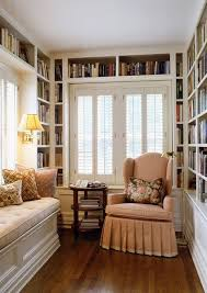 15 Small Home Libraries That Make a Big Impact