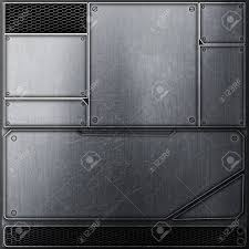 sci fi wall texture. Wonderful Wall Illustration  Scifi Wall Metal Wall And Black Mesh Background  Texture 3d Illustration Technology Concept Intended Sci Fi Wall Texture