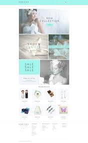 Website Template 55583 One Day Wedding Custom Website Template One