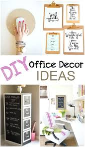 cute office decor. Diy Office Daccor Cute Desk Decorating Ideas Decorations Home Decor G