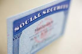 give out your social security number