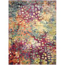 safavieh monaco gogh indoor distressed area rug common 8 x 10 actual