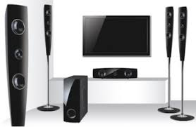 home theater sound system.  Sound 51 Ch Home Theater Surround Sound System With Active Bluetooth Woofer  Speaker With Home Theater Sound System O