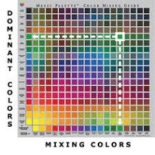 Timeless Color Chart For Mixing Acrylic Paint Astm Color
