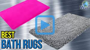 Top 10 Bath Rugs of 2017 | Video Review