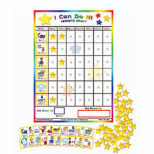 How To Do A Star Chart I Can Do It Reward Chart