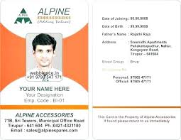 company id card templates company id card templates employee work template word to free hospital t