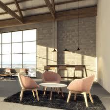 amelia sales office design. Amelia Chair Chrome Stork Base Sales Office Design