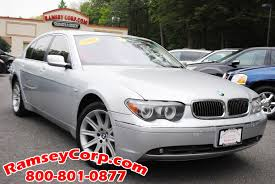 Used 2004 BMW 745Li For Sale | West Milford NJ