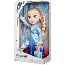 Đồ chơi Disney Frozen 2 búp bê du lịch Elsa/Anna - Giao hàng ngẫu nhiên