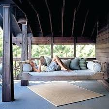 bed swing for porch 8 beautiful hanging porch beds swing bed outdoor diy twin bed porch bed swing