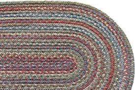 round braided rugs for on