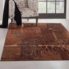 sonoma natoma rust 8 ft x 11 ft area rug