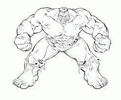 All hulk coloring pages print picture click incredible page avengers with free. Red Hulk Coloring Pages Coloring Home