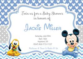 mickey and minnie invitation templates free printable baby minnie mouse shower invitations mickey