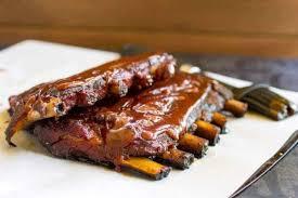 traeger smoked pork ribs 5 4 1 ribs
