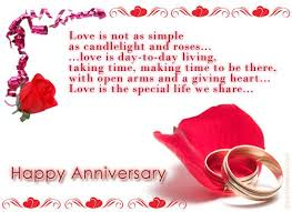 wedding anniversary messages | Wishing You A Happy Wedding ...