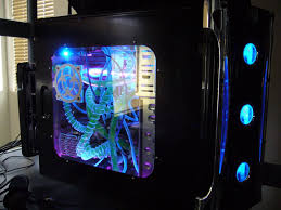 custom gaming computer cases i just found this and am super excited to use it in