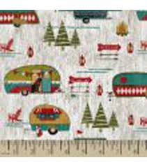 Legacy Studio Quilt Fabric- Happy Campers Lake House | JOANN & Legacy Studio Cotton Fabric-Happy Campers Lake House Adamdwight.com