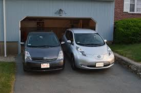 Nissan Leaf electric vs Toyota Prius hybrid: which is lower on ...