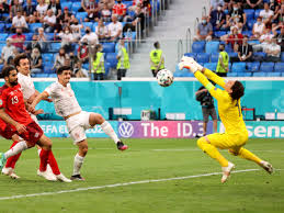 Spain and switzerland will go head to head in saint petersburg, russia, to be the first side to reach the semi finals of euro 2020. Cjtunwmz9gmw M