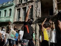 Rare anti-government protests erupt in ...